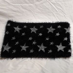 "31"" Double Layer Fuzzy Warm Winter Scarf"